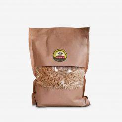 برنج قهوه ای (10 کیلویی) کاویش