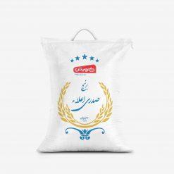 برنج صدری اعلاء 10 کیلویی کاویش