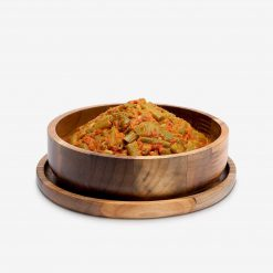 لوبیا استامبولی گوجه ای