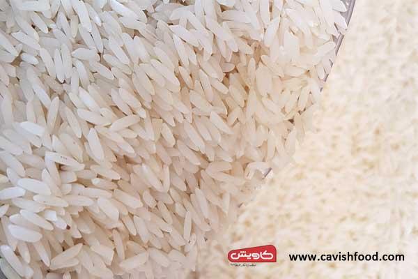 برنج طارم کاویش